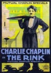 Charlot, Héroe Del Patín (1916)