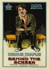 Charlot, Tramoyista De Cine (1916)