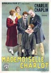 Charlot, Perfecta Dama (Charlot, Señorita Bien) (1915)
