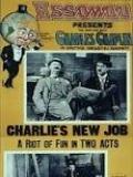 Charlot Cambia De Oficio (Charlot Debuta) - 1915