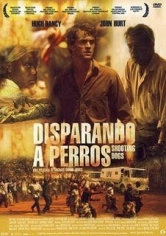 Disparando A Perros (Shooting Dogs) poster